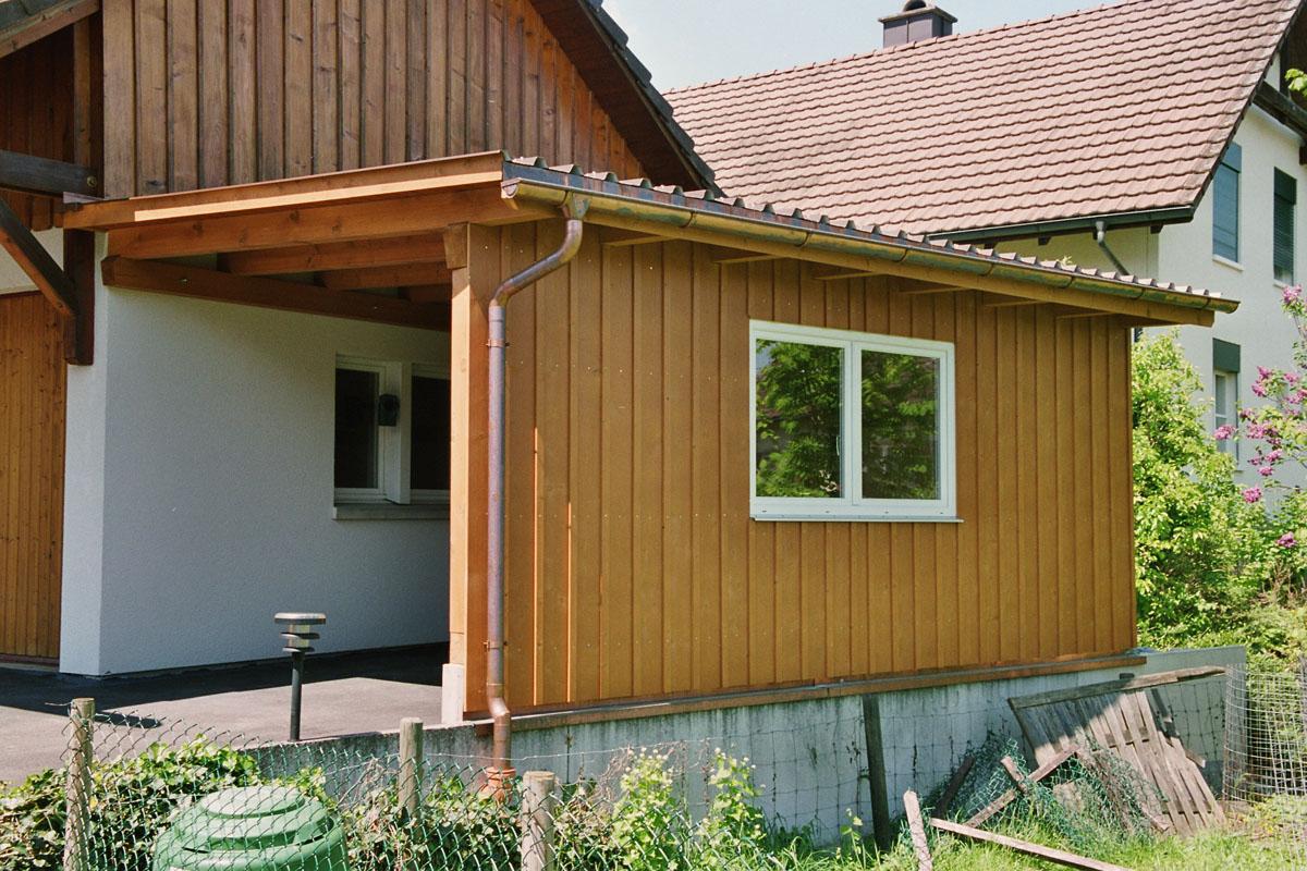 A kuratle ag garagen und carports for Garagen und carports
